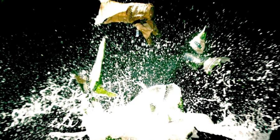 De geschiedenis van Champagne